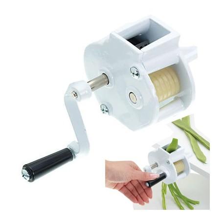Pelador de judias verdes bean slicer
