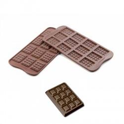 Molde bombones silicona tablette