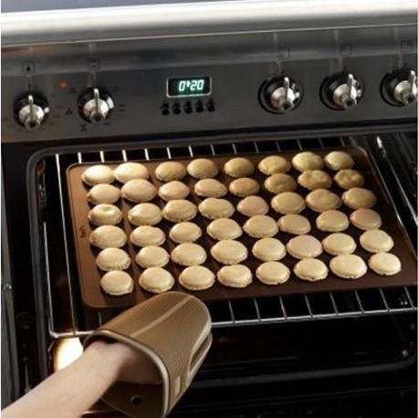 Bandeja para macarons de silicona