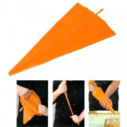 Manga pastelera flexible 34 cms