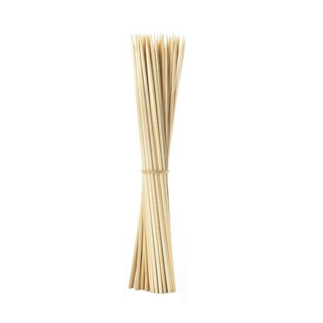 Brocheta de bambu 20 Cms (100 Uds)