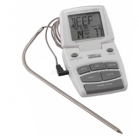 Termometro de horno y timer