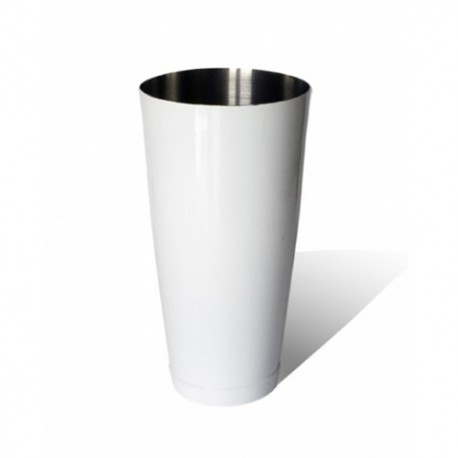 Vaso boston blanco
