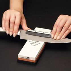 Guia para afilar cuchillos