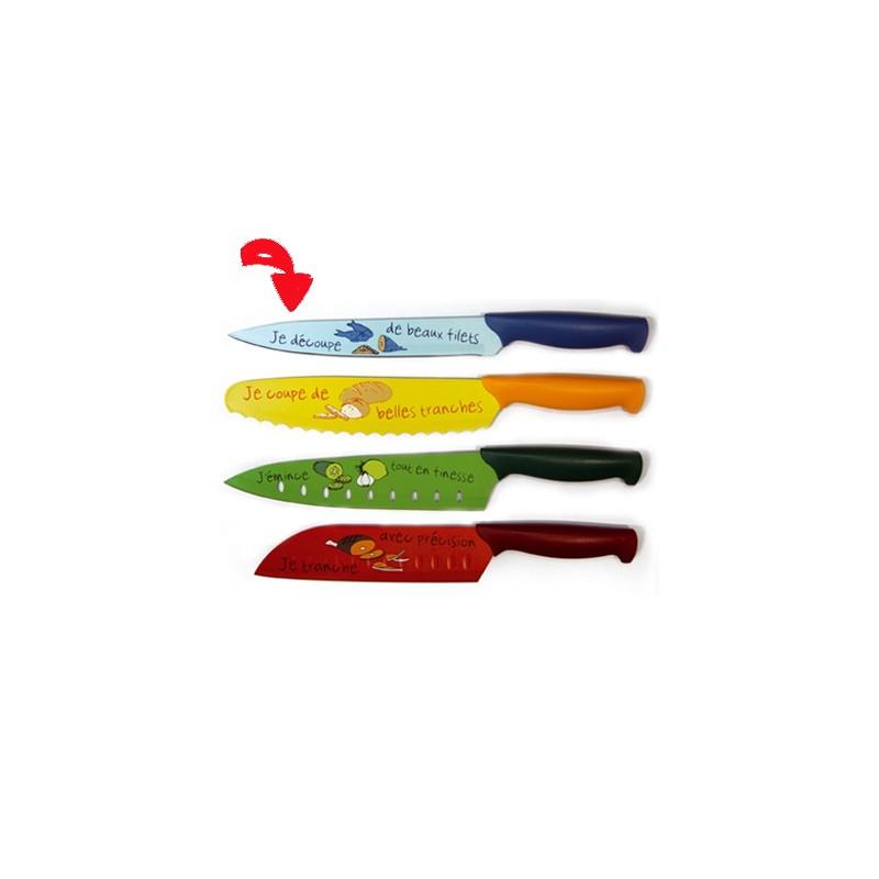 Cuchillo para pescado azul for Cuchillo de pescado