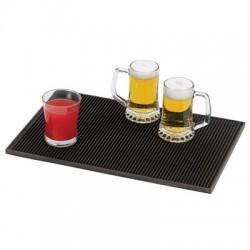 Tapete de cocteleria rectangular