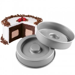 Wilton Fancy-Fill Cake Pan Set