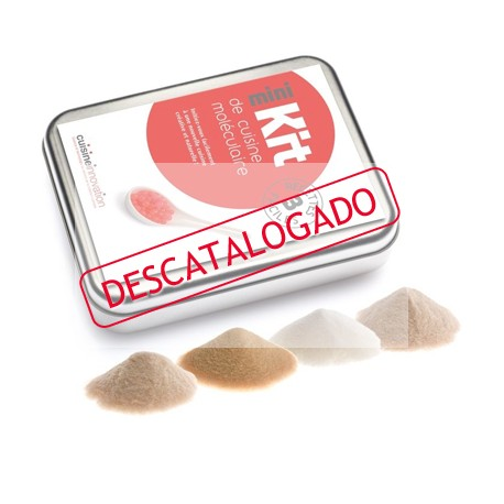 Kit de iniciacion cocina molecular