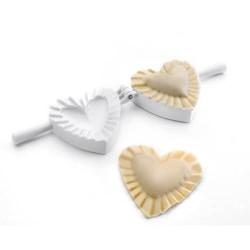 Molde para empanadillas corazon