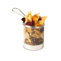 Basket chips Redonda 8 Cms