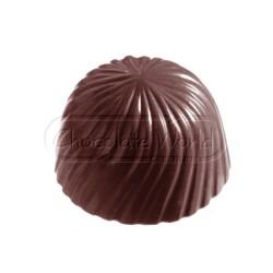 Molde bombones policarbonato tapa