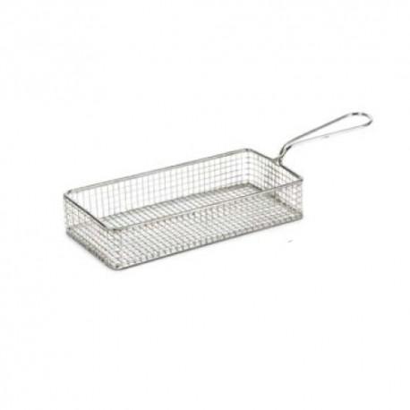 Basket chips rectangular