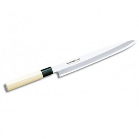 Cuchillo yanagi sashimi 27 cms Bunmei