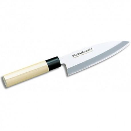 Cuchillo Deba 16 cms Bunmei