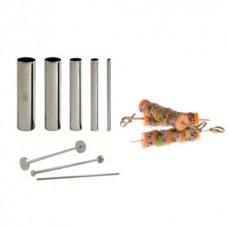Kit cortadores redondos y pulsador
