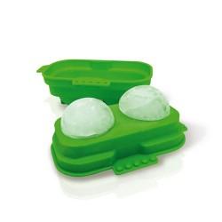 Molde para hacer 2 bolas de hielo