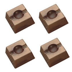 Molde bombones policarbonato MA1616