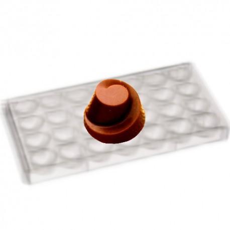 Molde bombones policarbonato MA1610