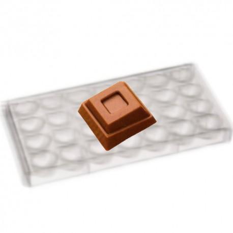 Molde bombones policarbonato MA1606