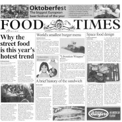Papel cocina Food Times 500 Uds