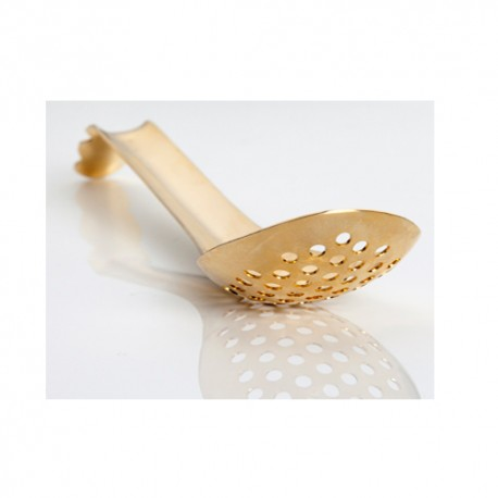 Cuchara para esferificaciones Lotus Gold