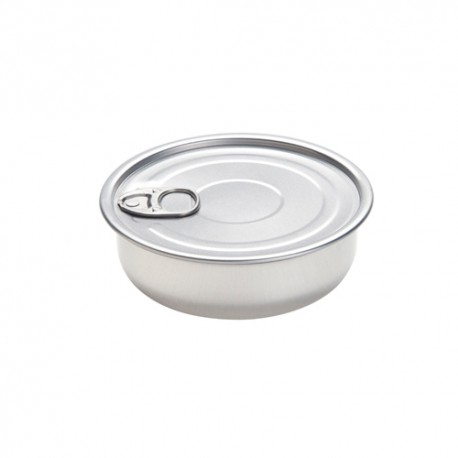 Lata redonda Bowl para degustacion 100 Uds