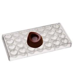 Molde bombones policarbonato MA1618