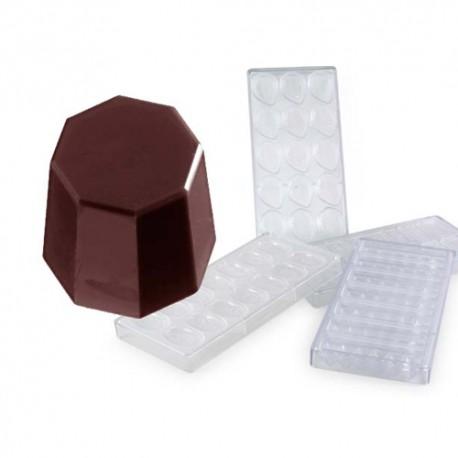 Molde bombones policarbonato MA1350