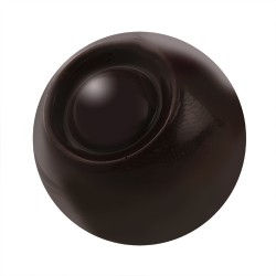 Molde bombones policarbonato esfera 3001