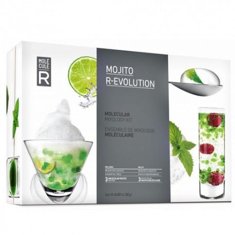 Kit mixologia molecular Mojito