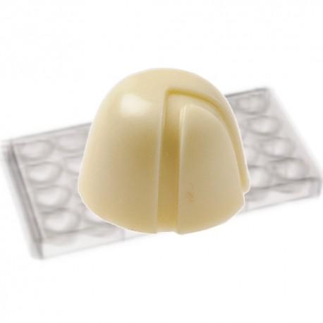 Molde bombones policarbonato MA1804