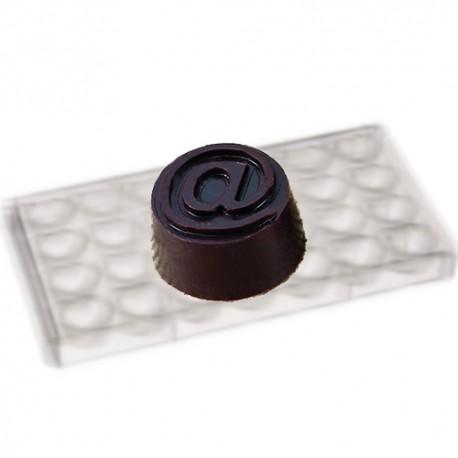 Molde bombones policarbonato MA1493