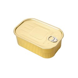 Lata rectangular XL catering (3 uds)