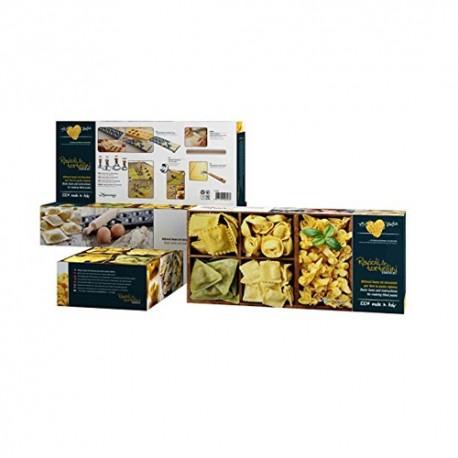 Set iniciacion ravioli y tortellini