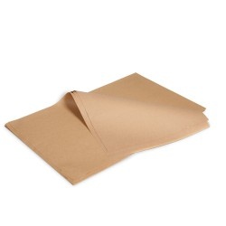 Papel manila marron absorbente 100 Uds