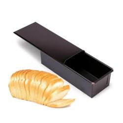 Molde de pan con tapa 25 cms antiadherente