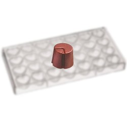 Molde bombones policarbonato MA1802