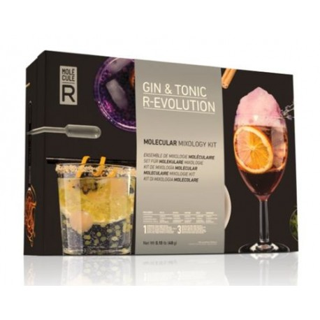 Gin & Tonic R-evolution Kit