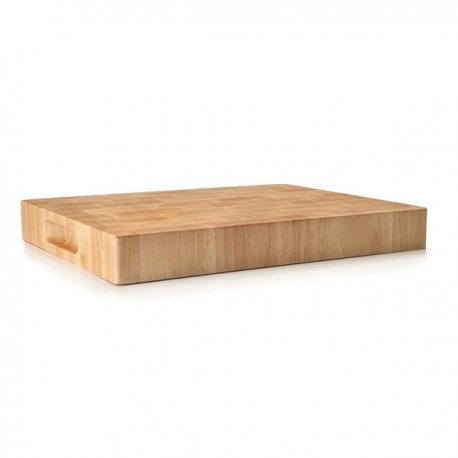 Tabla de cortar de madera 33x25