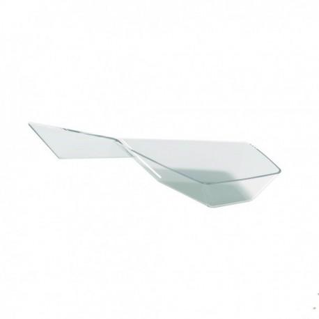 Cucharas para catering Diamond 30 Uds Transparente