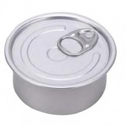 Lata redonda para degustacion (100 Uds)