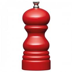 Molinillo de pimienta 12 Cms Rojo