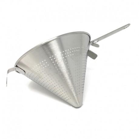 16 cm estañado Cónico Colador Tamiz-Kitchen Craft