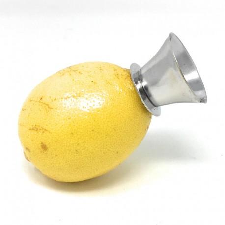 Exprimidor de limones y limas a rosca