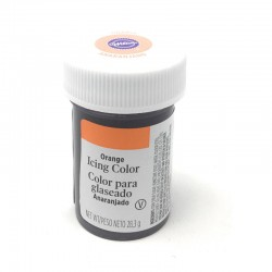 Colorante wilton naranja