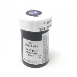 Colorante wilton negro