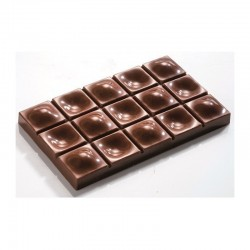 Molde para hacer tabletas de chocolate MA2008