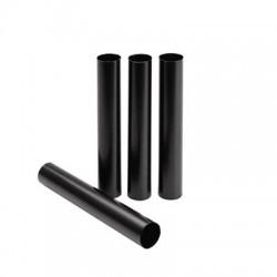 Molde tubo crema antiadherente (4 uds)