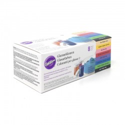 Colorantes wilton 8 uds