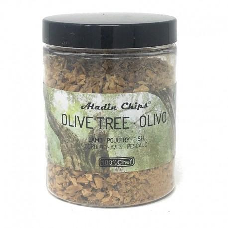 Serrin madera de olivo
